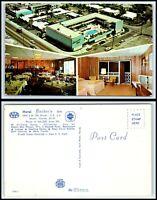 FLORIDA Postcard - Miami, Motel Danker's Inn K5
