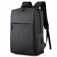 New 15.6 inch Laptop Backpack School Bag Anti Theft Men Travel Shoulder Rucksack