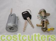 Toyota Landcruiser Series 80 Ignition Barrel + Door Locks + Keys