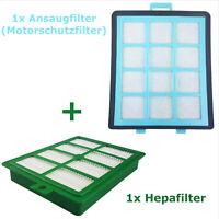 Hepafilter + Ansaugfilter geeignet für Philips FC8769/01 PowerPro