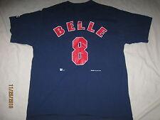 Albert Belle Jersey Shirt Mens Guys MLB Cleveland Indians 1994 Tribe #8 The Land