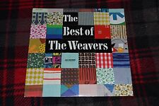 The Best Of The Weavers~MCA Records MCA2-4052~Two LP Set~FAST SHIPPING
