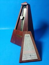 Vintage Seth Thomas Metronome E873-006 #10 Iss-2 Metronome De Maëlzel Working