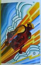 Art Deco Style IRON MAN Print 11 x 17 Marvel Avengers