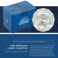 2017 FIFTY CENT FORD AUSTRALIA COMPLETE COIN SET