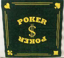 🦋 Tapis De Jeu Poker Carré 60X60