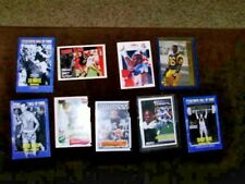 Diverse Collectible Trading Cards Different Sports