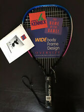 New Pro Kennex Cyclone Racquetball Racquet Wide Body Frame Wrapped Olympics