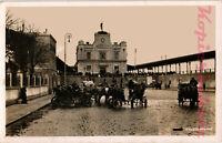 AK Łódź (Litzmannstadt) Hauptbahnhof-Kal., Fotokarte, 1941, 19/06