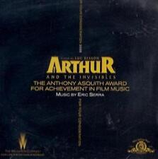 For Your Consideration Arthur And The Invisibles PROMO w/ Art FYC MUSIC AUDIO CD