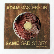 Adam Masterson - Same Sad Story - cd de musique ep