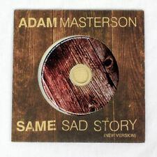 Adam Masterson - Same Sad Story - music cd ep