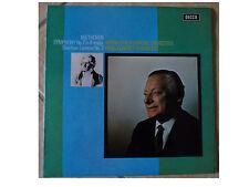 DECCA SXL 6447 (NB) * sinfonia Beethoven * No.7 in una grande * Vienna/isserstedt