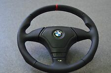 BMW E31 E34 E36 M3 Z3 E38 E39 OEM EURO Leather Sports steering wheel with airbag