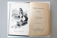 Jack Hinton by Charles Lever/George Routledge, 1872/Illustrations by Phiz