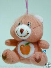 PLUSH CARE BEARS SMART HEART BEAR MOBILE/CELL PHONE STRAP/KEYRING/bag charm