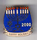 RARE PINS PIN'S .. OLYMPIQUE OLYMPIC RELIGION JUDAISME SLC 2002 ~13