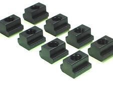 OREX   8 T-Nutensteine M10x12 , DIN 508 , Muttern für T-Nuten ,T-Nutenstein