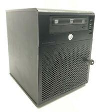 HP ProLiant MicroServer AMD Turion II Neo N54L 2.2GHz 4 x Caddies 6GB DDR3