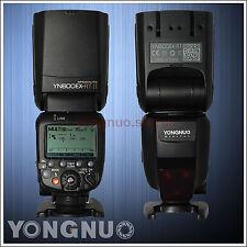 Yongnuo YN600EX-RT II Wireless Flash Speedlite TLL for Canon 70D 60D 50D 40D 30D