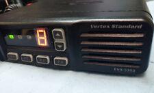 Vertex Evx-5300 Vhf Digital or Analog 8 channel Mobile