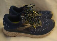 Brooks Men's Size 11 Used Glycerin 16s Blue/Yellow