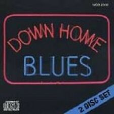 Down Home Blues - Various Artist - New Factory Sealed CD