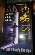 ANTI-CHRIST : SUPER-DECEIVER of the New World Order [VHS] Dr. Jack Van Impe