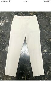 Theory White Pants Size 0/S ( Brand New)