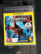 Uncharted 2: Among Thieves PS3 Platinum **TESTED** **VGC**
