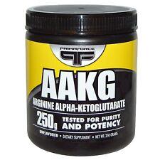 AAKG, Arginine Alpha-Ketoglutarate, Unflavored, 250 grams