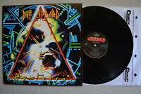 DEF LEPPARD~Hysteria~US 1st Press Mercury Records 422-830 675-1 Vinyl LP 1987 NM