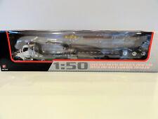 """FIRST GEAR 50-3285 KENWORTH T880 w/TALBERT LOWBOY 1/50 """"NEW"""""""