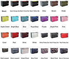 Periea 'Chelsy' Handbag Organiser Insert - 28 Colours, 3 Sizes - Purse Organizer