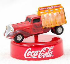 Coca-Cola Graffiti Delivery Truck Dirty Ver. Toy Miniature Figure Kaiyodo JAPAN