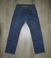 Samurai S510XX 21oz Straight Selvedge Jeans Denim Made In Japan W34 L36