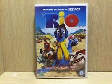 Rio DVD New and Sealed Family Animated Film 2011