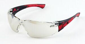 Radians Obliterator Indoor/Outdoor Black/Red Safety Glasses Sunglasses Z87+