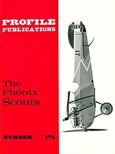 PHONIX SCOUTS: PROFILE #175/ 14 PAGES incl 2 NEWLY ADDED/ NEW PRINT FACSIMILE