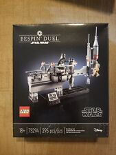 LEGO Star Wars The Celebration The Bespin Duel 75294 40th Anniversary
