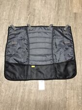 brica car back seat protector With Storage Pockets