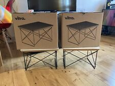 X2 Eames White Occasional Table LTR by Vitra