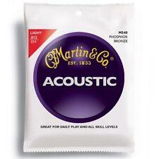 Cordes Guitare acoustique Martin pour guitare et basse