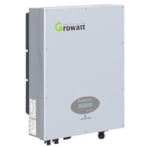 GROWATT - 3 PHASE / 5kW STRING INVERTER (MULTI MPP CONTROLLED)