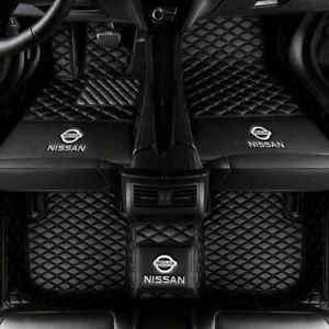 Fit Nissan 2004-2020 All Model Luxury Waterproof Front & Rear Liner Floor mats
