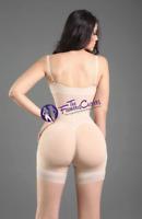 Fajas Colombianas Fajate 107 Estrapless Silicionada Body Strapless para Vestidos