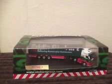 Oxford Diecast Truck 1/76 Scale Volvo Curtainside Stobart 00 Gauge Special Issue