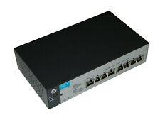 HP1810-8G Switch Model J9802A 10 100 1000Base-T Port (1-8)                   *35