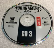 Unreal Tournament 2004 - PC CD ROM-CD 3 Replacement Disc