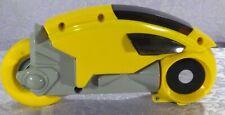 Vintage original 1981 Tron Yellow Light Cycle scifi Rare Collectible Toy